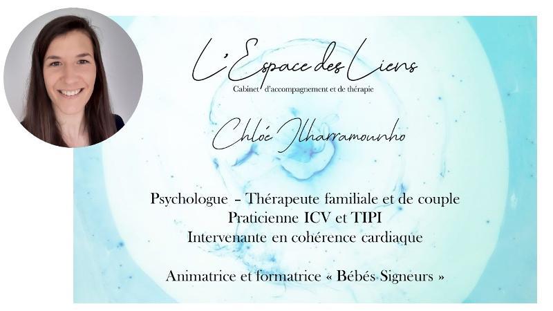 Chloé ILHARRAMOUNHO psychologue