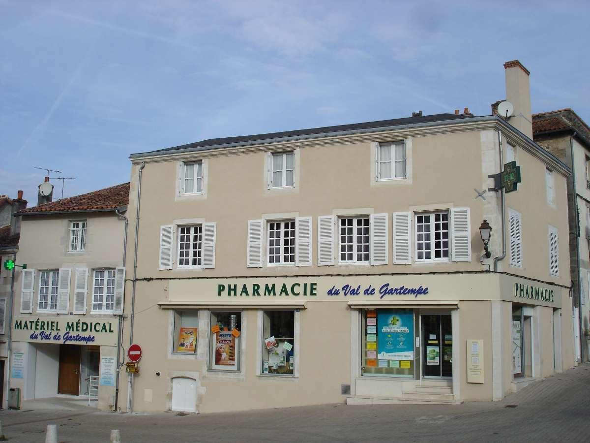 Pharmacie Du Val De Gartempe