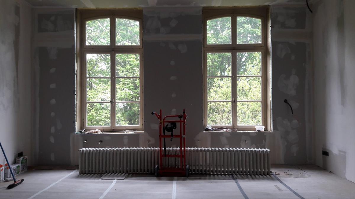 Aménagement d'un appartement à Metz