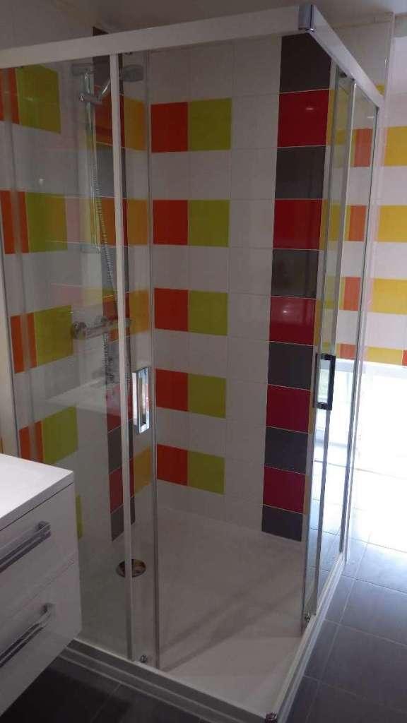 Rénovation de douche à Metz