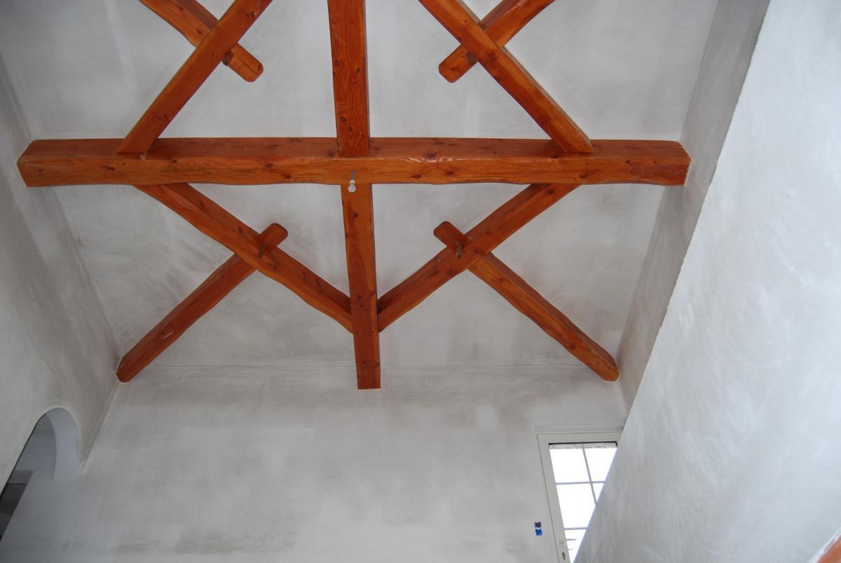 Plafond Plâtrerie Van De Vondèle-Charnet à Magnas dans le Gers