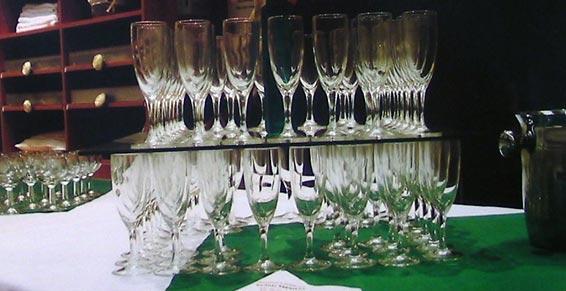 Tardieux Traiteur - organisation de réception - Verre à cocktail