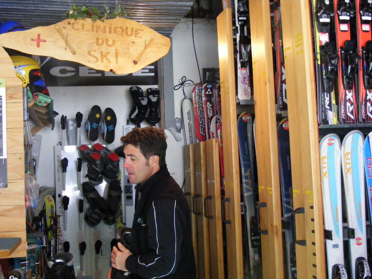 Boutique Le Mouflon aux Monts d'Olmes dans l'Ariège (09)