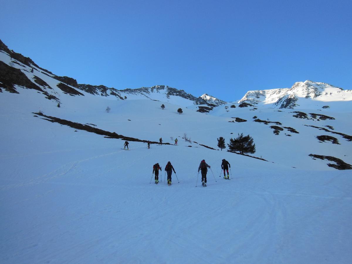 ballade station de ski les monts d'olmes 09300
