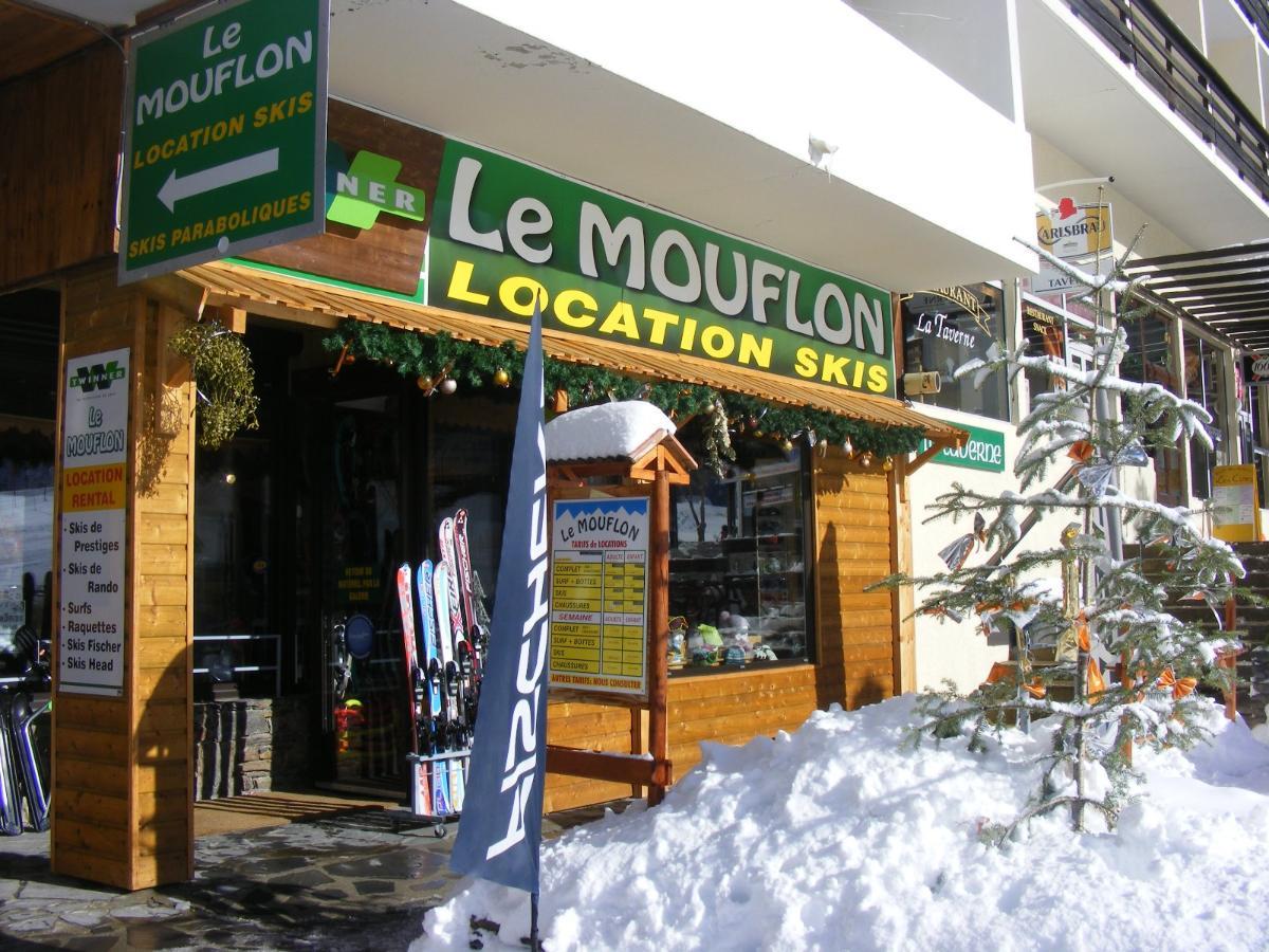Le Mouflon location de ski aux Monts d'Olmes dans l'Ariège (09)