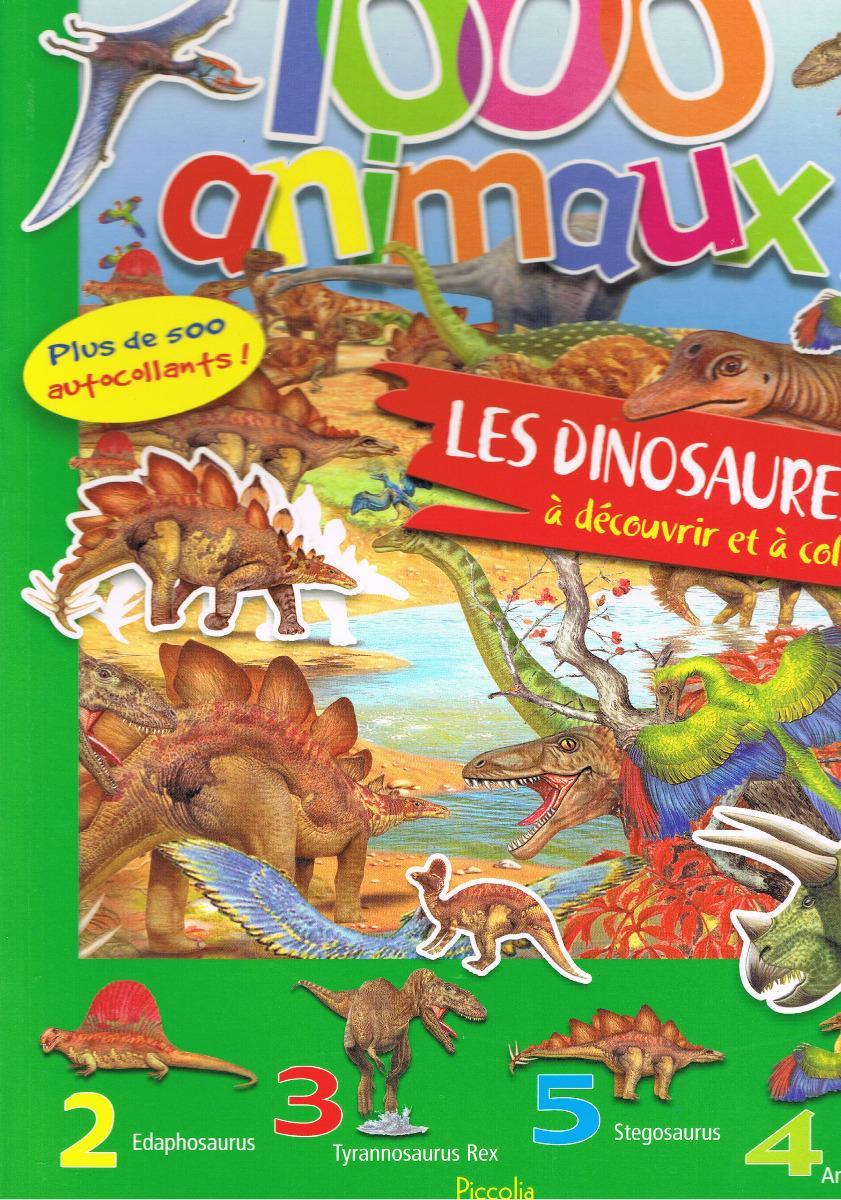 Les dinosaures 8,5 euros