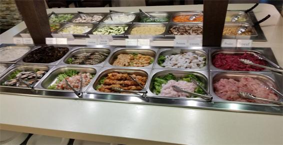 Faites votre choix parmi nos nombreuses spécialités asiatiques