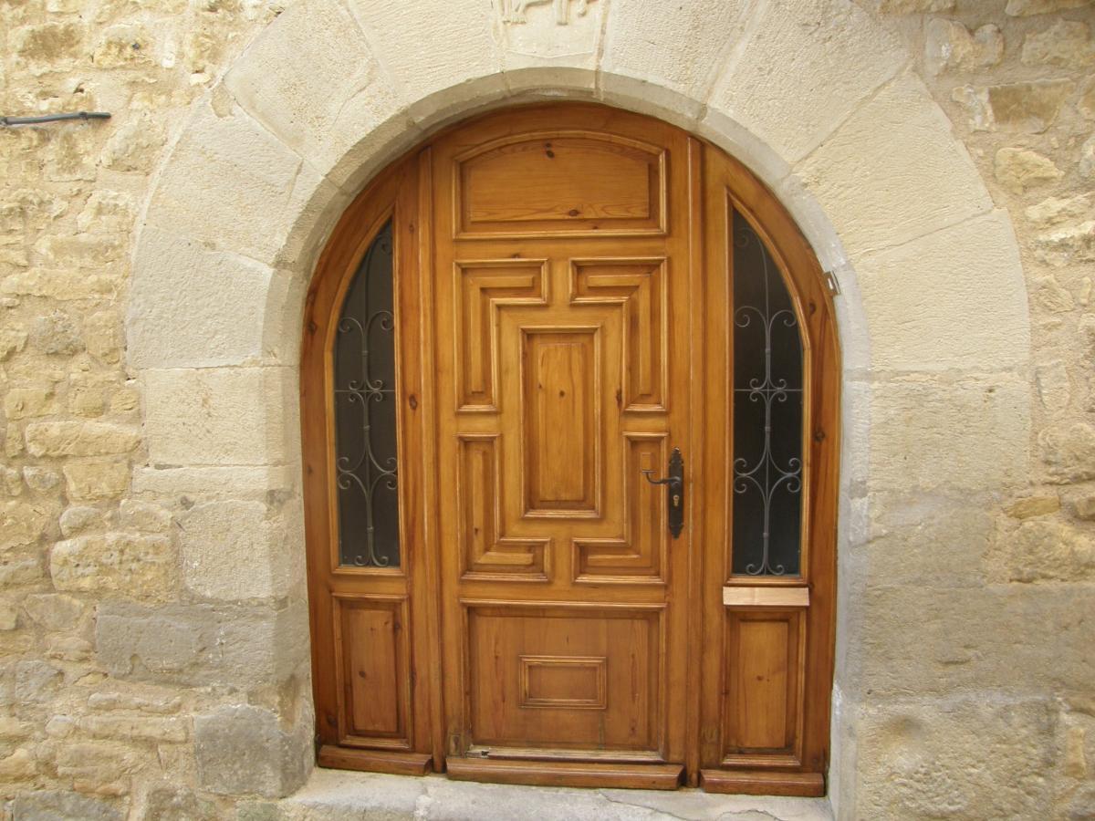 La porte d'entrée est protégée par la carte infrason
