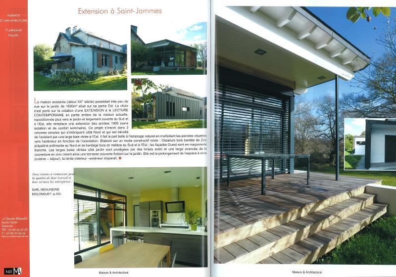article 1 maison & architecture 2018
