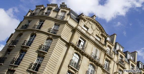 Entreprise Dubois Charles, traitement de façade en Ile-de-France