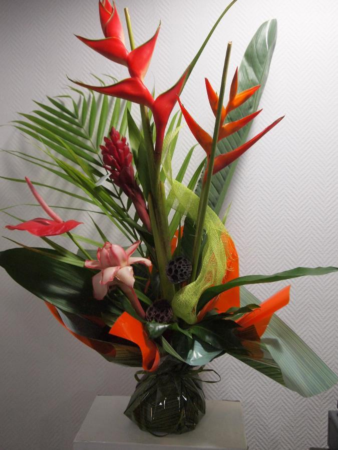 Bouquet exotique a partir de 30€