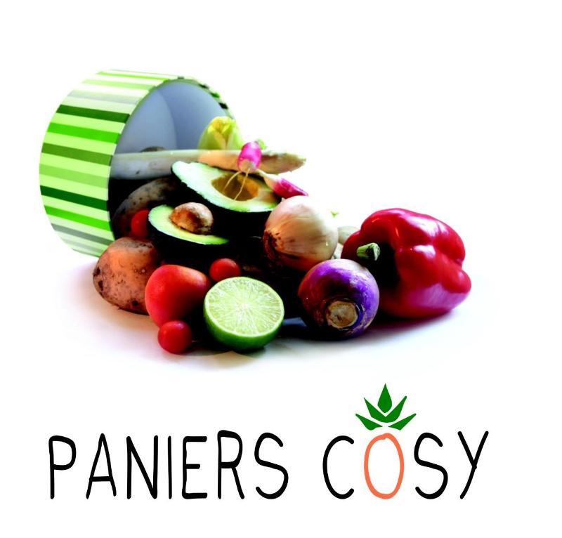 Paniers Cosy à Paris - Fruits, légumes