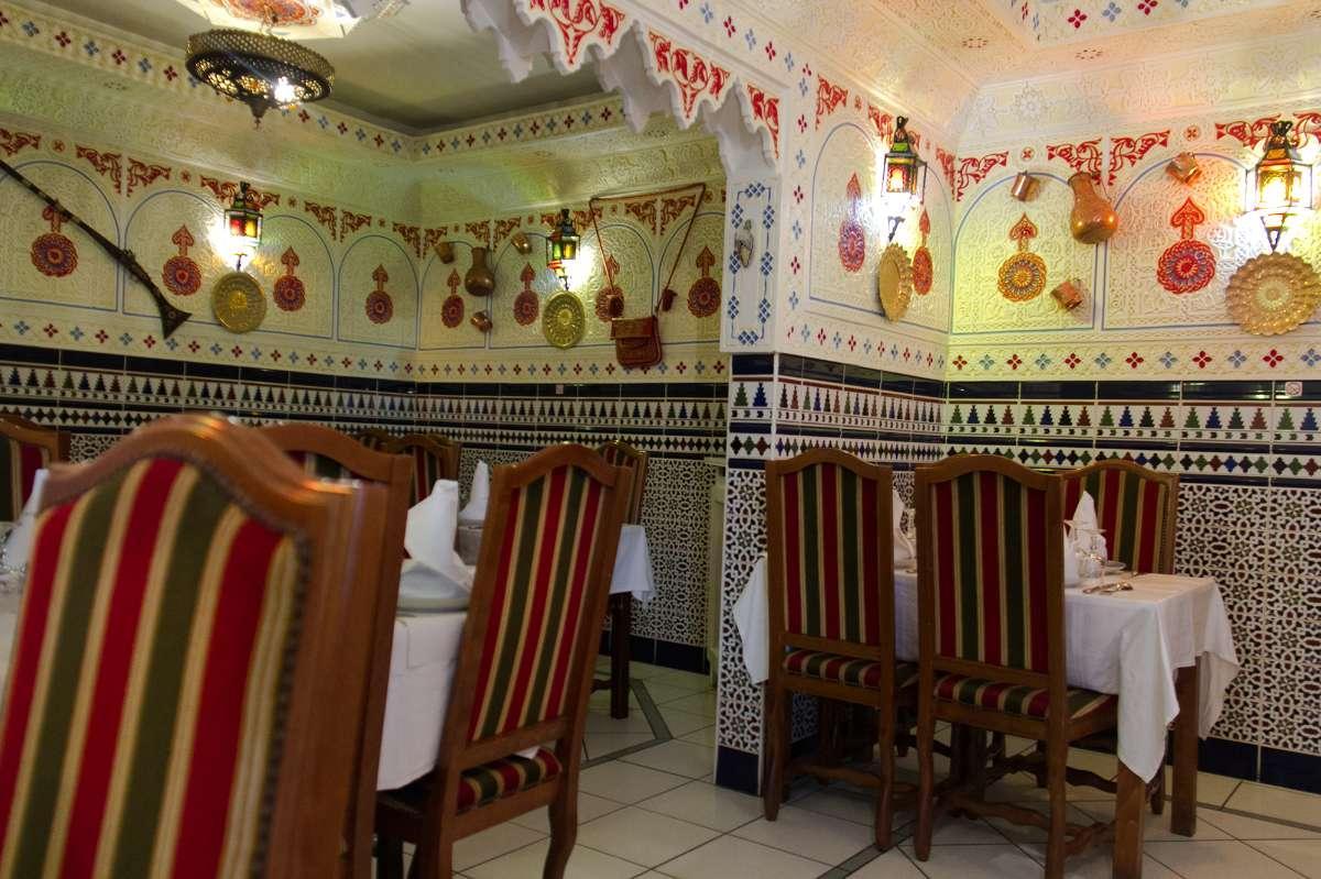 Salle privatisée pour vos soirées privées La Tour du Maroc Essonne