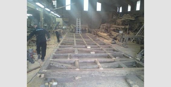 rénovation à l'atelier- Brenner Cédric