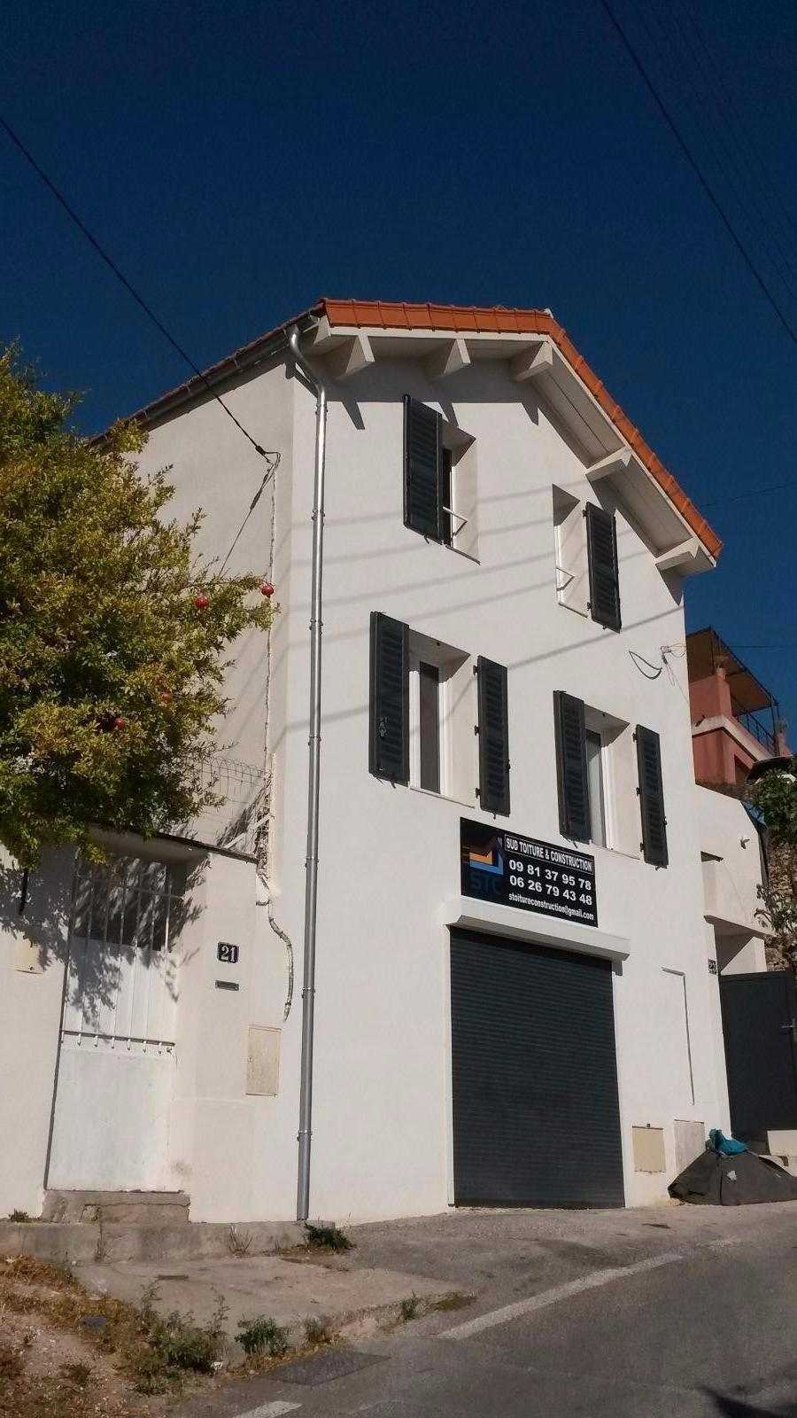 Rénovation Marseille Verduron