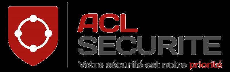 Logo ACL SÉCURITE