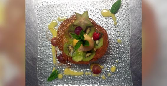 Choix de Desserts savoureux dans notre restaurant de Ruaudun (Le Mans)