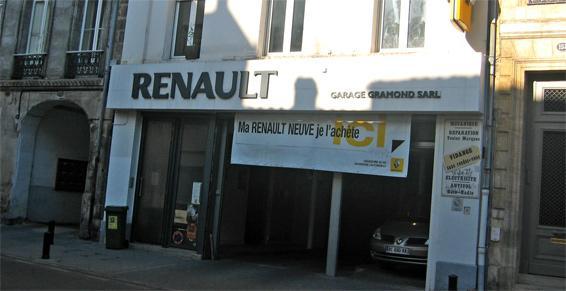 Garage Gramond intervient pour la réparation de votre voiture