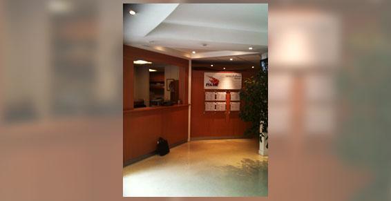 Centre d'affaires Périnord accueil