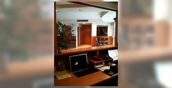 Location de bureaux climatisés 93 75