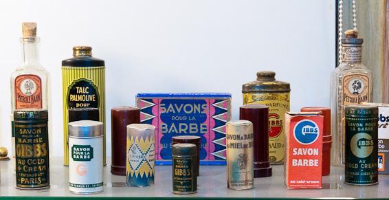 Vente de produits et matériels de rasage