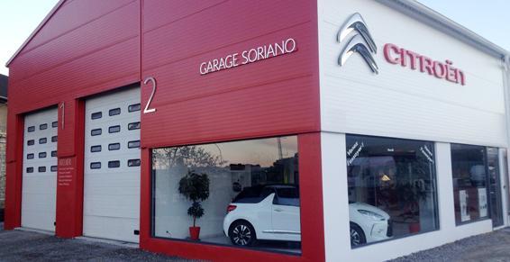 Garage Soriano à Mèze - Garages automobiles