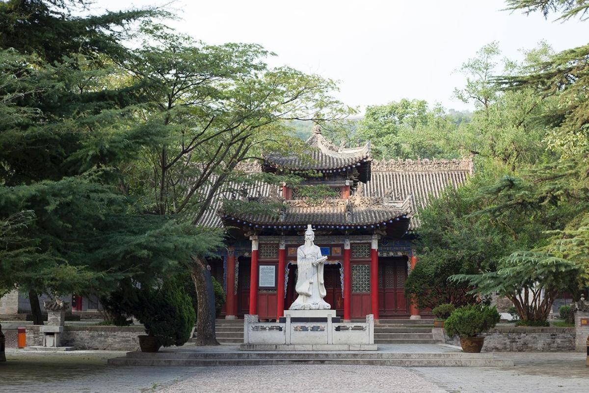 Zhou-Gong berceau de la civilisation chinoise