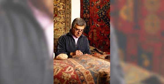 Tapis d'Orient et d'artisanat - Toulouse - Restauration de tapis