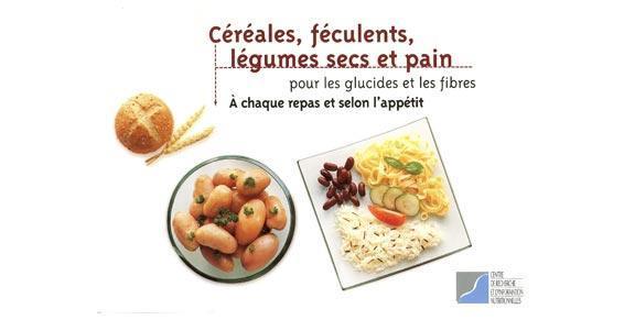 Diététicien - Céréales, féculents, légumes secs et pain Châtellerault