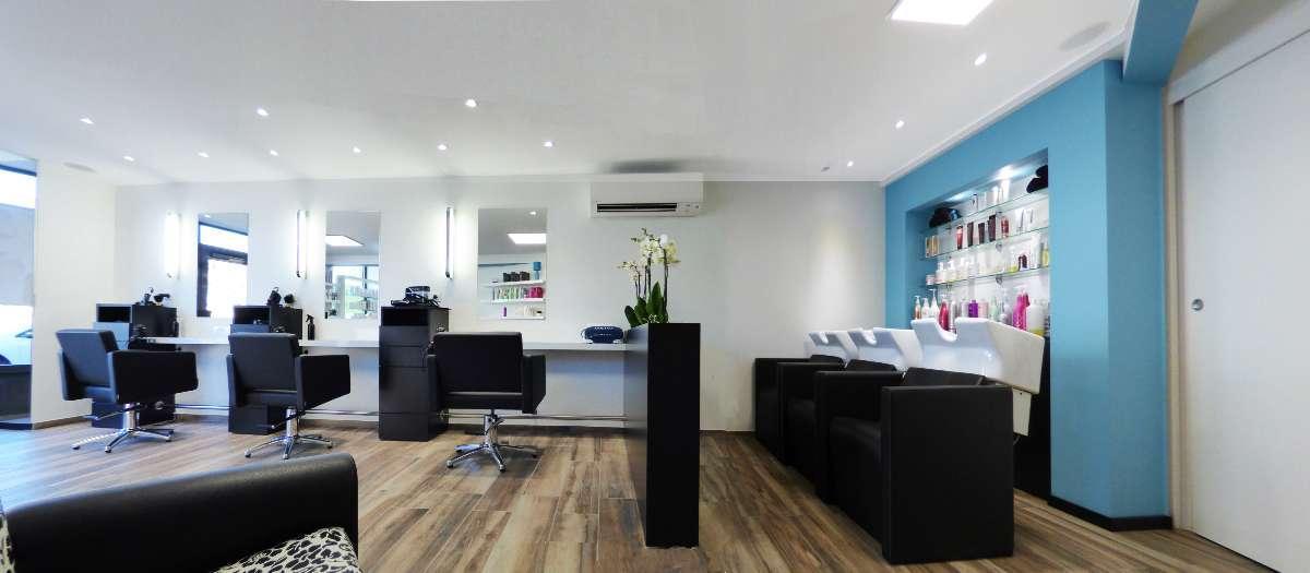 Un salon design Infini Coiff' Christine Pereira à Caussade