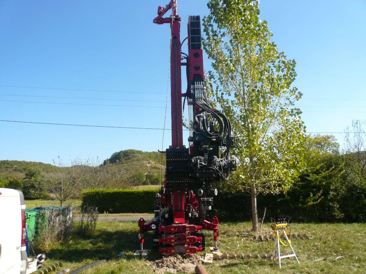 Forage et géothermie dans le Tarn-et-Garonne