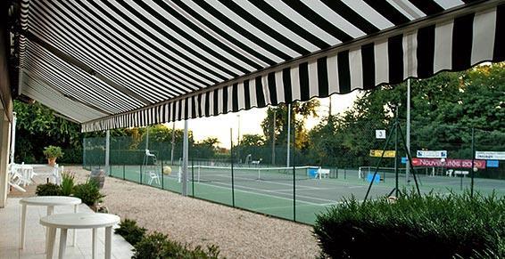 tennis - cours extérieurs