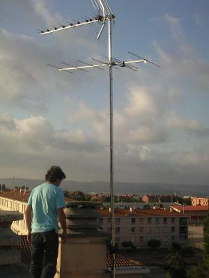Antennes et Paraboles Collectives