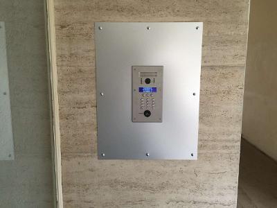 Interphone-contrôle d'accès