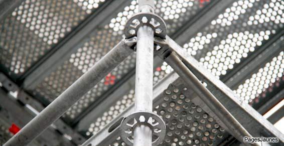 Travaux de construction métallique - Sainte Tulle