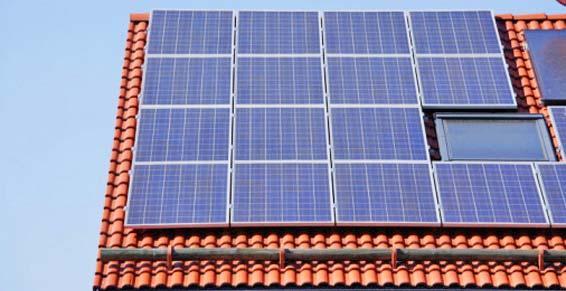 énergies renouvelables - panneaux solaires