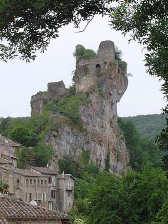 Village médiéval de Penne (81)