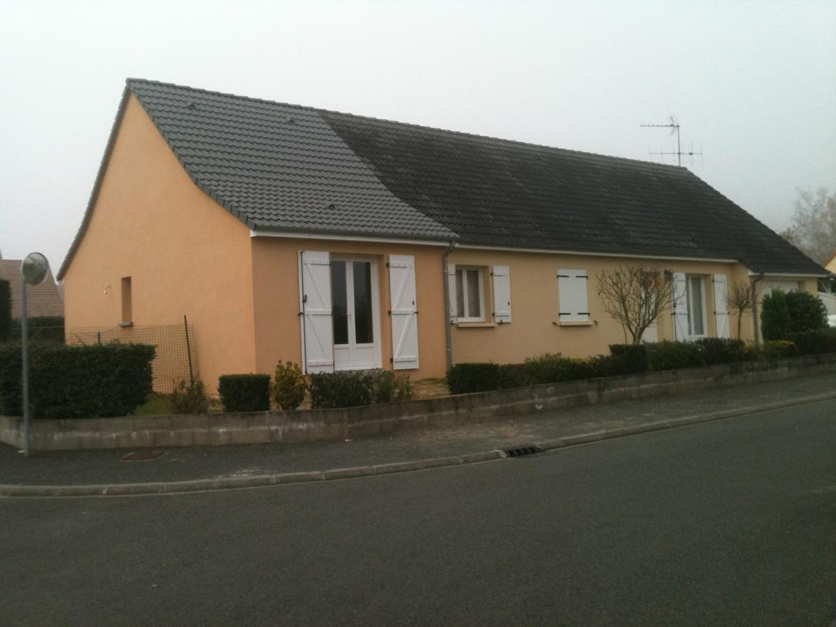 extension d'une maison de plain pied