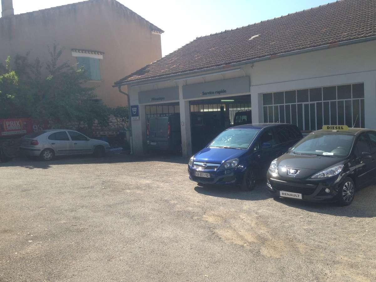 Réparation toutes marques Garage Fernandez Agent Renault à Barjols