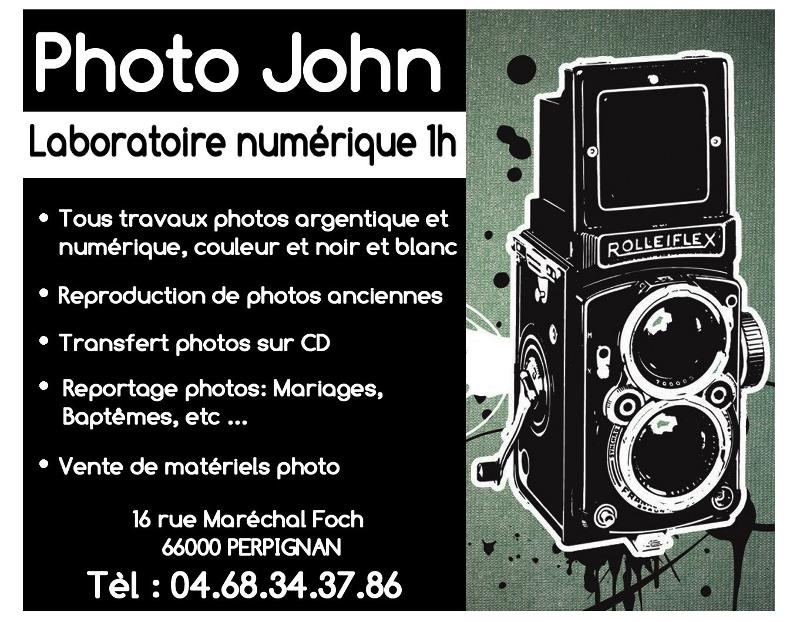Photo John - Perpignan - Photographe - Développement photo