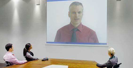 interprètes - vidéo conference