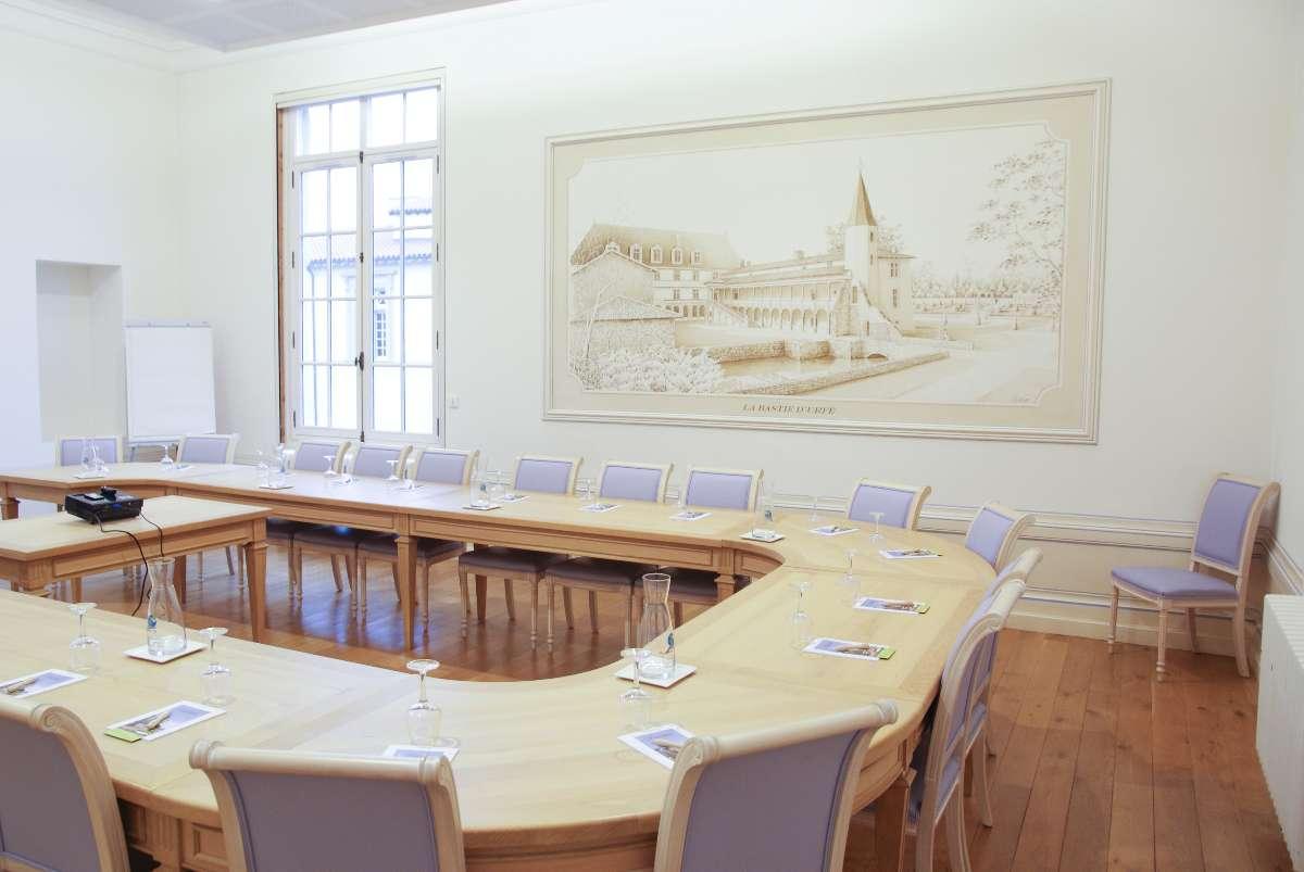 Salle Bâtie d'Urfé Château de Bouthéon Loire