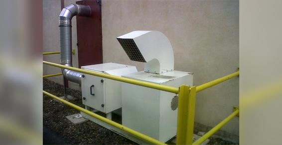 Entreprise Leblond à Fourmetot - Ventilation