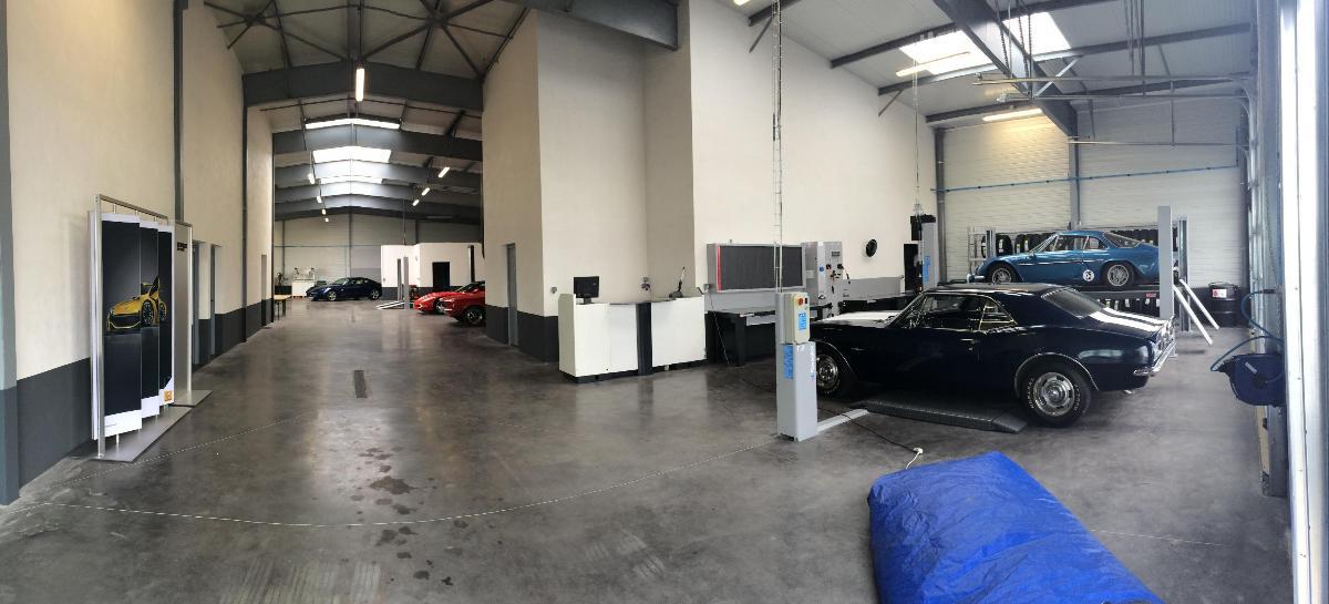 Atelier Mécanique et Carrosserie