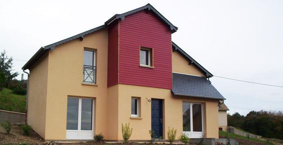 Isolation de maisons individuelles à Rouen