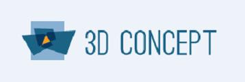 Logo 3D Concept 2
