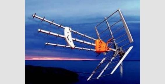 Antenne Terrestre - Entreprise Bosredon