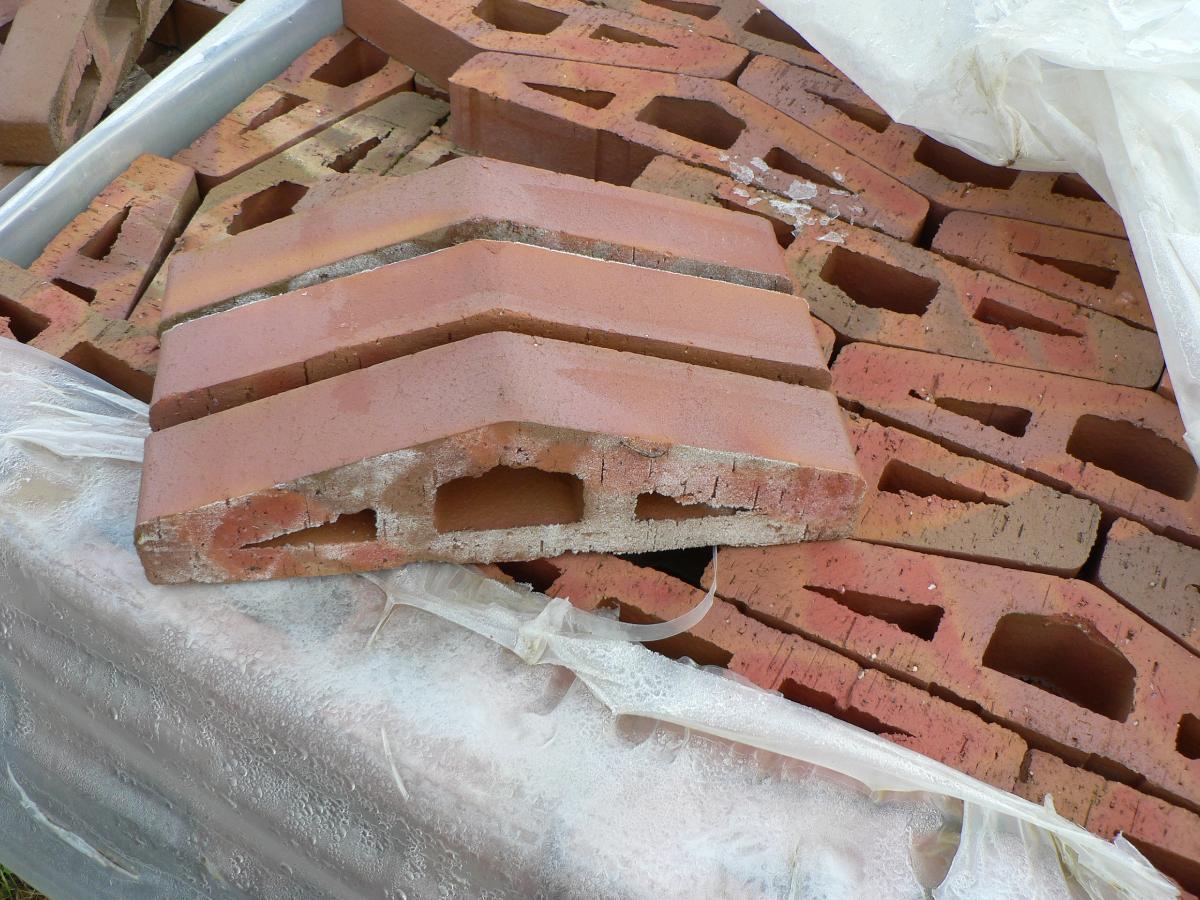 Magasin de matériaux de constrution