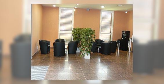 Pompes Funebres Municipales - Funérarium - Graulhet - salle d