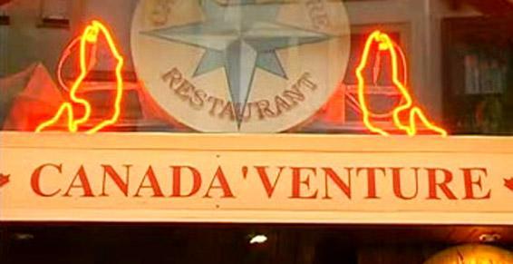 Canada'Venture à Metz - restaurants